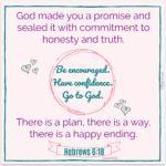 Bible: Hebrews 6:18