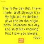 Bible: Psalm 118:24