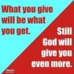 Bible: Mark 4:24