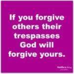 Bible: Matthew 6:14