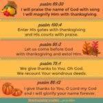 Bible: Thanksgiving Psalms