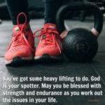 Blessing: Workout
