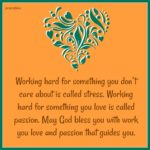 Blessing: Passion Guides