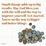 Blessing: Small Change