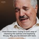 Blessing: Tears