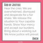 Prayer: Fair Shake
