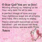 Prayer: Peace Becomes Us