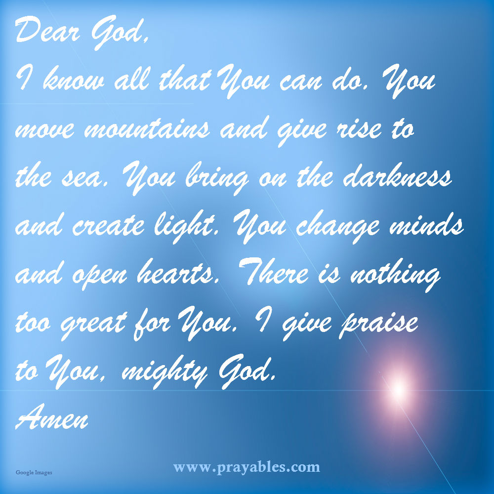 Daily Prayer 3391