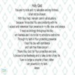 Prayer: Through My Faith
