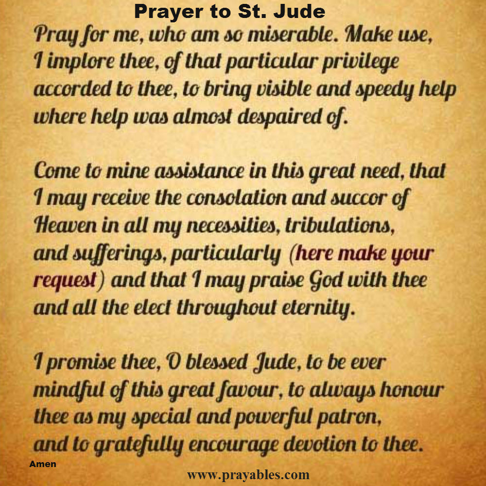 Prayers for Healing of Mind, Body, and Soul – Prayables