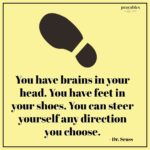 Quote: Steer Yourself