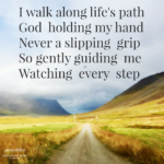 Affirmation: Every Step
