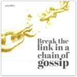 Affirmation: Break the Link