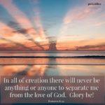 Bible: Romans 8:39