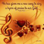 Bible: Psalm 40:3