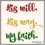 Bible: Jeremiah 20:11