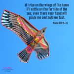Bible: Psalm 139:9-10