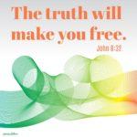 Bible: John 8:32