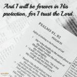 Bible: Psalm 91:1-2