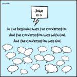 Bible: John 1:1-3