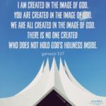 Bible Affirmation: Genesis 1:27