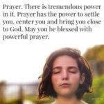 Blessing: Powerful Prayer