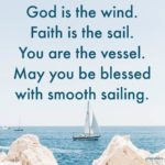 Blessing: Smooth Sailing