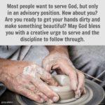 Blessing: Make Something Beautiful