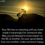 Blessing: Impact