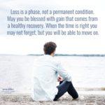 Blessing: Loss
