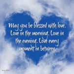 Blessing: Blessed with Love