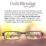 Blessing: Relief from Forgiveness