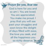 Prayer: For You Dear