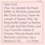 Prayer: A Blessing to You