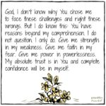 Prayer: Absolute Trust in God