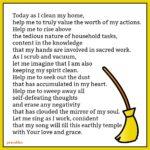 Prayer: Sacred Work