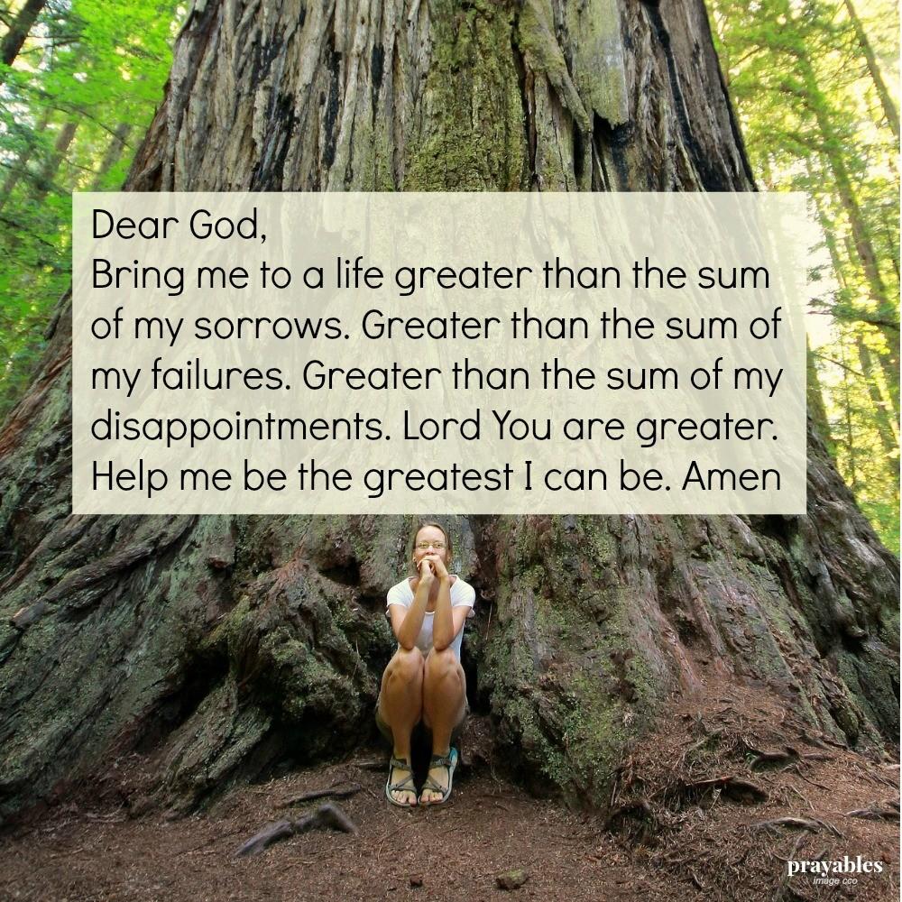 Prayer: Greater than the Sum – Prayables