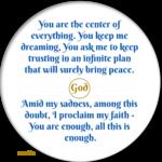 Prayer: Center of Everything
