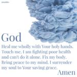 Prayer: Wholly Healing